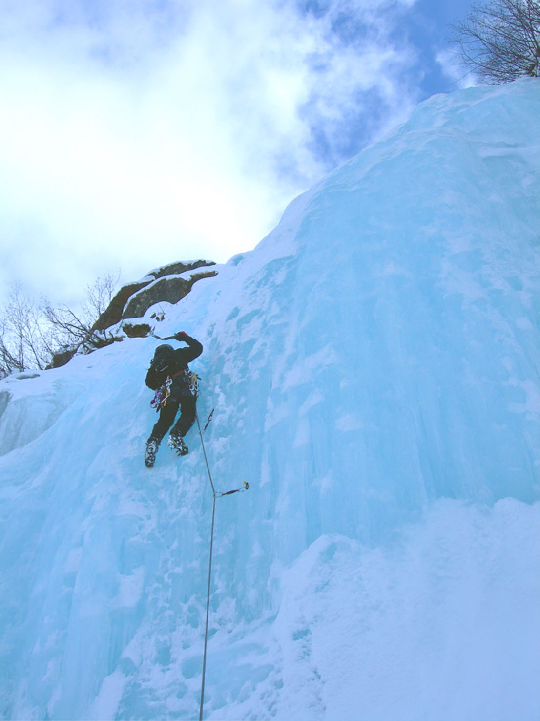 Ice Climbing Beginner To Advanced Level Courses