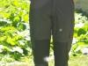 LAKPA Hiking & Climbing Pants Front Dark Grey