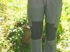 LAKPA Hiking & Climbing Pants Front Light Grey