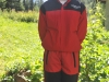 PASANG Insulated Jacket & Pants Combo Front Red/Black