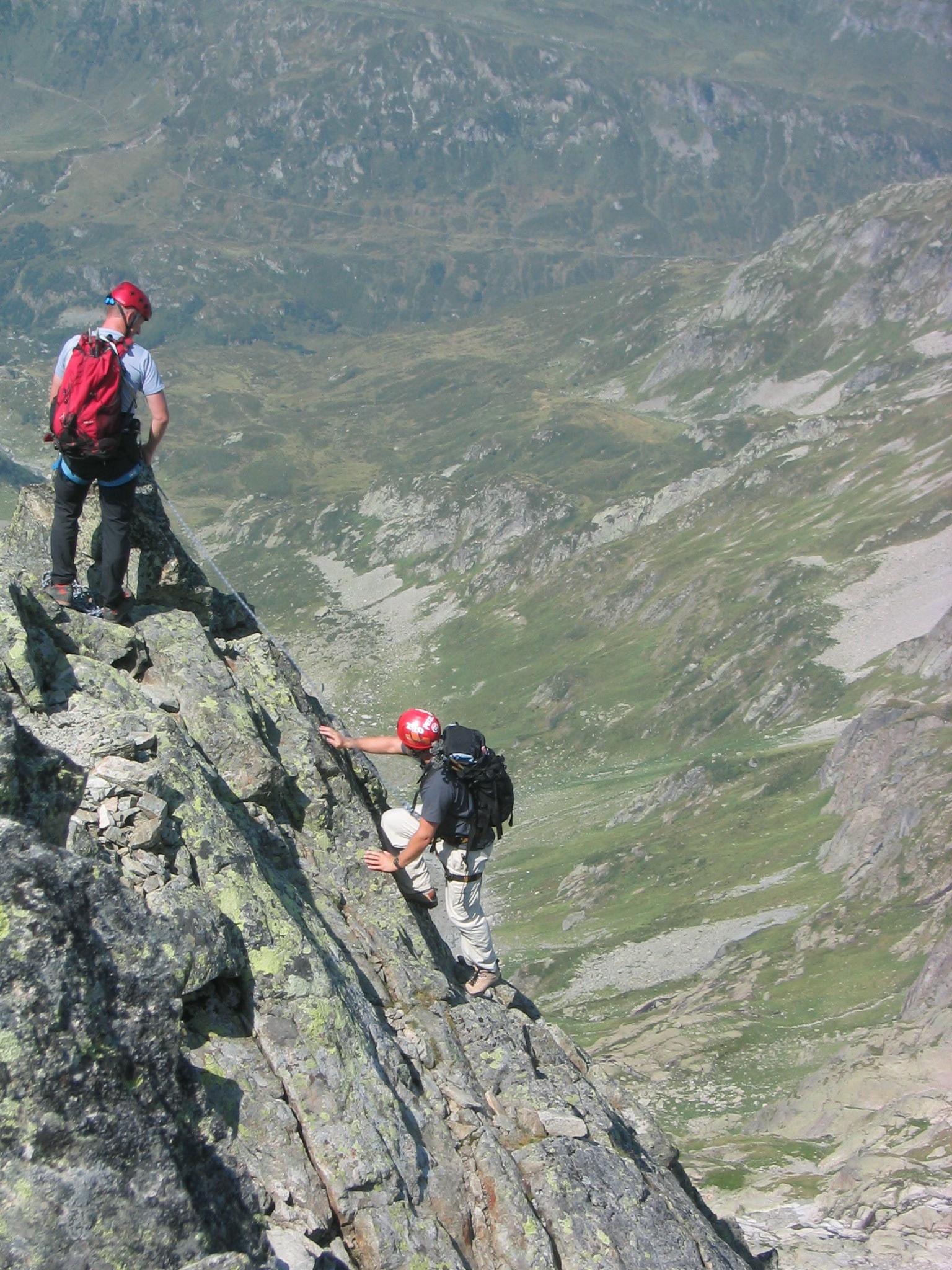Rock Climbing Intermediate Matterhornnepal Guidesource